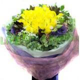 ARS036 : 驚喜 - 美国黃玫瑰24支裝花束