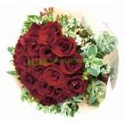 ARS011 : 誘心人 - 紅玫瑰花束