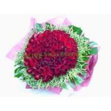 ARS035 - 紅玫瑰花束