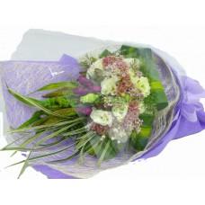 ATL001 - 紫色屈甘香花束